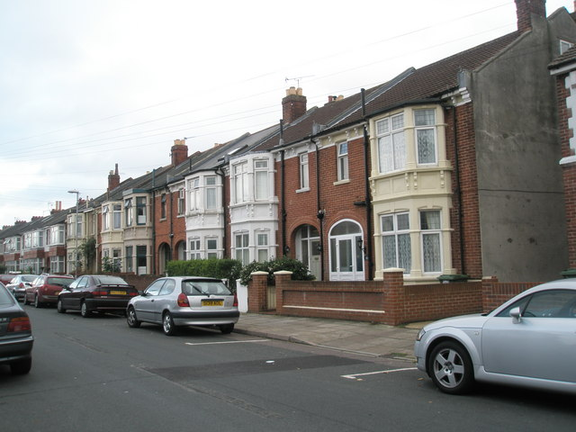 Houses in Northern Parade