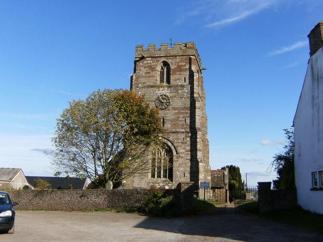St Weonard's  Church