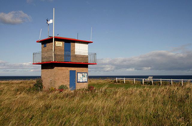 Berwick Coastwatch Station