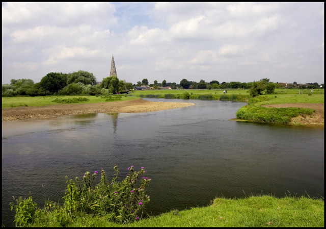 The River Great Ouse at Olney