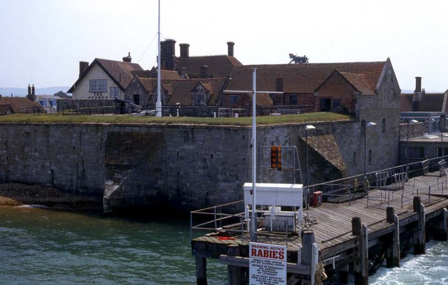 The Castle at Yarmouth