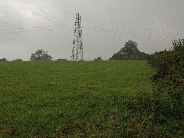 Pylons by Volis Hill