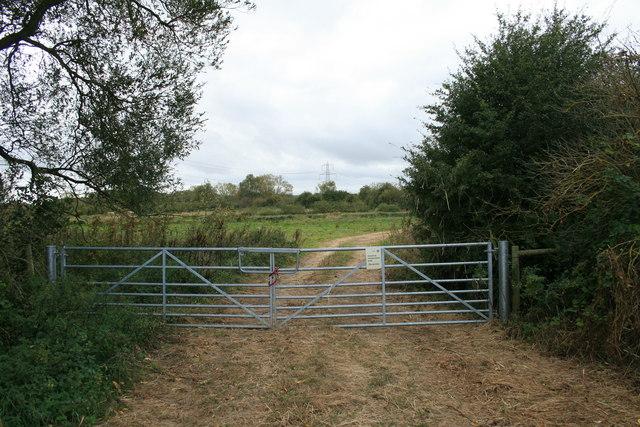 Sensitive conservation area. No access