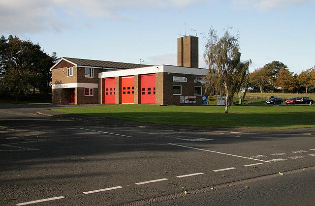 Berwick-upon-Tweed Fire Station