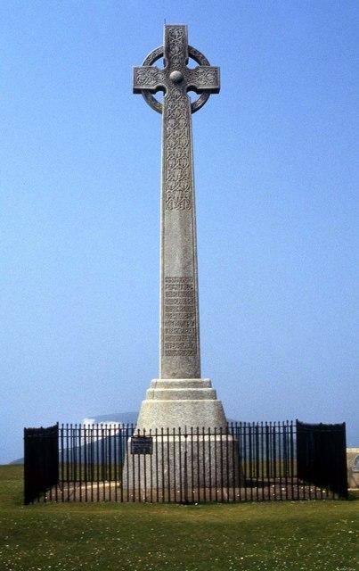 The Tennyson Monument
