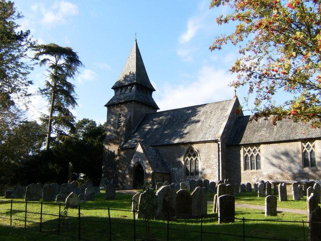St.Mary's Church, Kentchurch