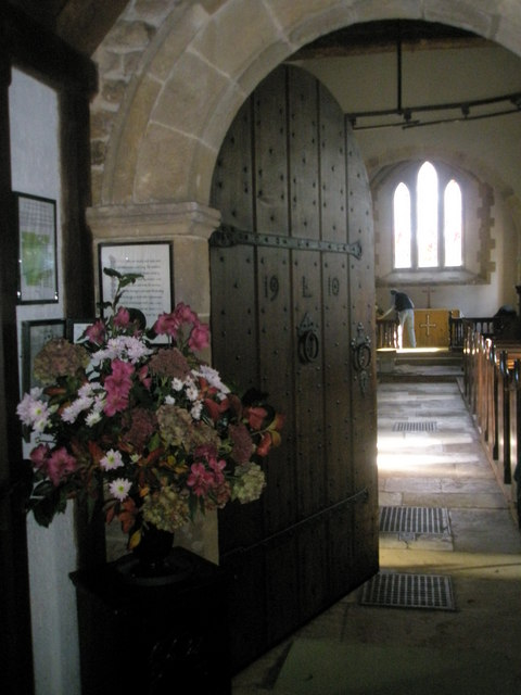 Entrance to St Peter, Terwick