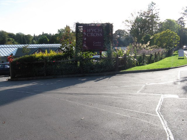 Wych Cross Garden Centre