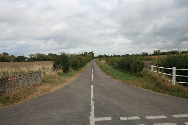 Road to Cote and Old Shifford