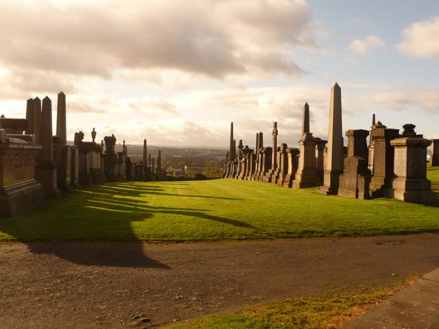 Glasgow: the Necropolis