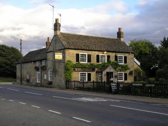 The Wheatsheaf, Stretton Road/Main Street, Greetham