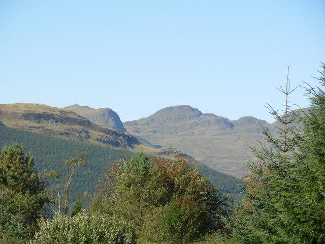 The Tarmachan Ridge