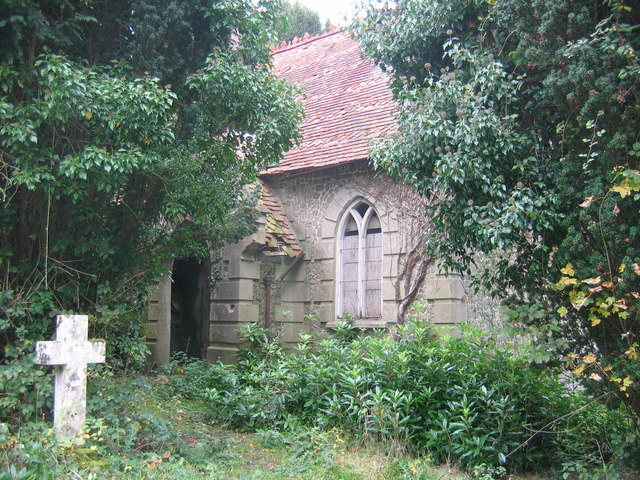 The Old Chapel, Petworth Cemetery