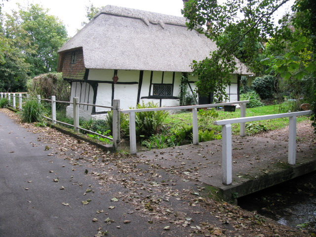 Old Kent Cottage, Frogholt