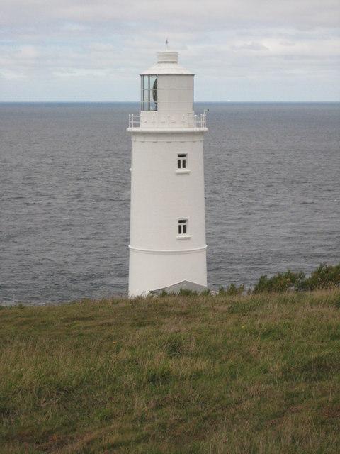 Lighthouse on Trevose Head