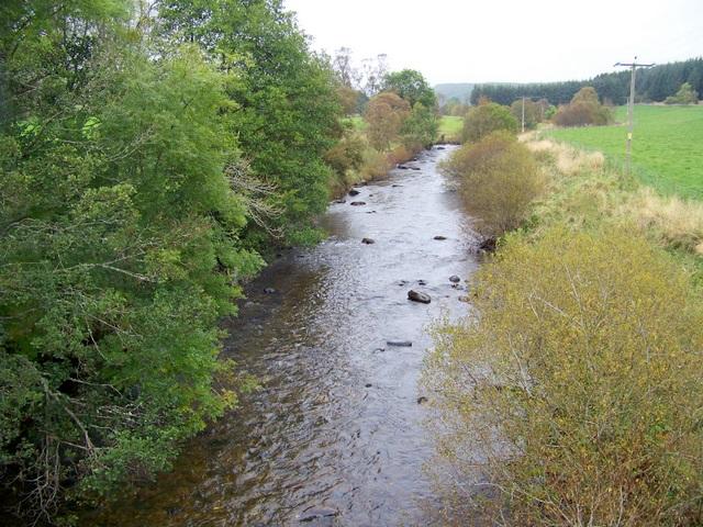 River Isla, Brewlands Bridge