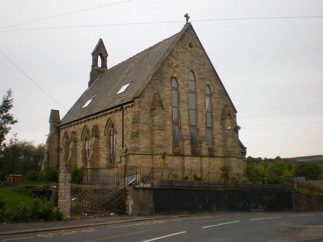 Former Sts Anne and Elizabeth Church