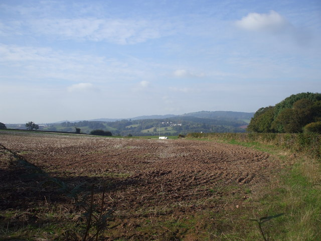 View from the Druidstone Rd & Tyla Rd junction, Michaelston-y-Fedw
