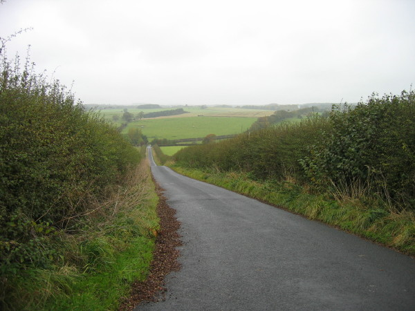 Road to Hallington