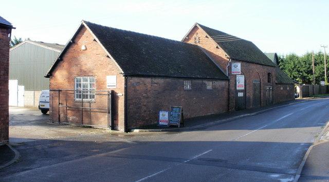Salwey Farm, Woofferton