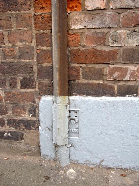 Flush Bracket S1139 in Boughton