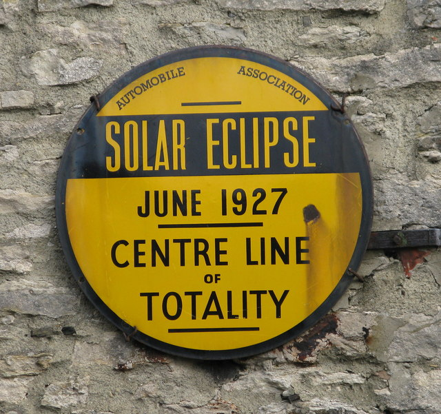 Solar Eclipse, Richmond