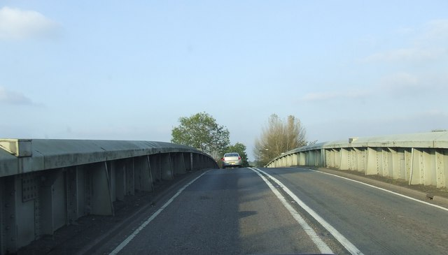 Road Bridge over the Severn