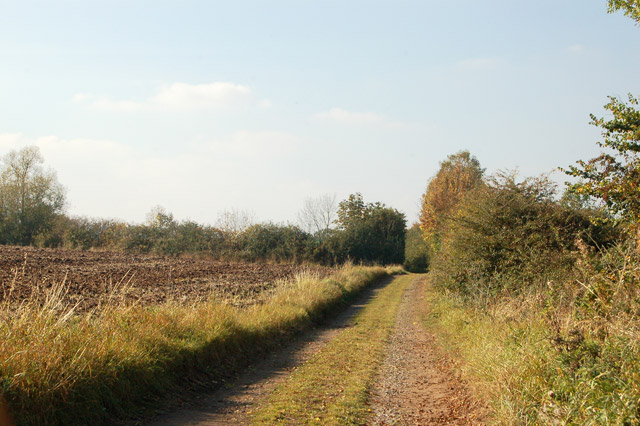 Unclassified road from Eathorpe to Hunningham (2)