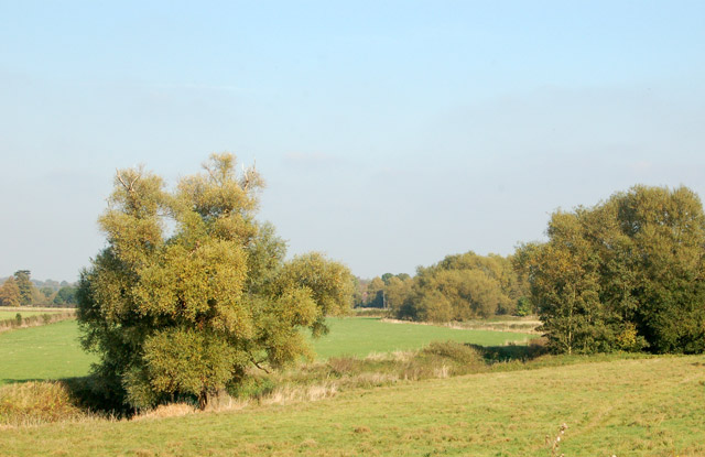 Valley of the River Leam west of Eathorpe