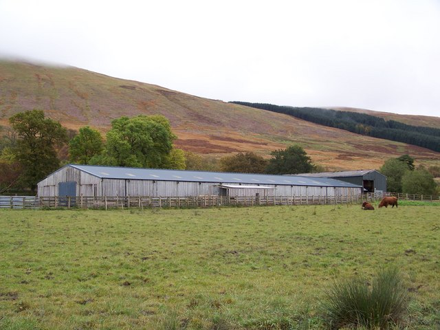 Ballevoulin Farm