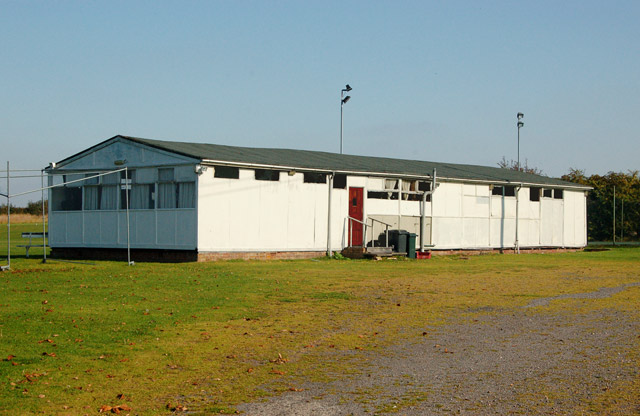 Offchurch Sports Club pavilion