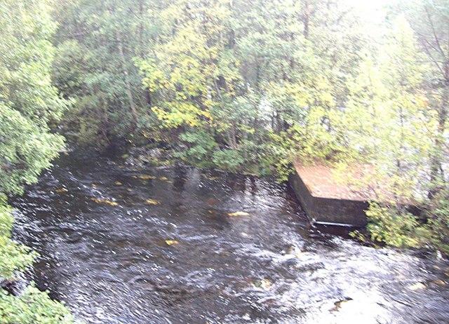 Downstream River Cannich