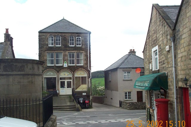 Youlgreave Youth Hostel and Post Office