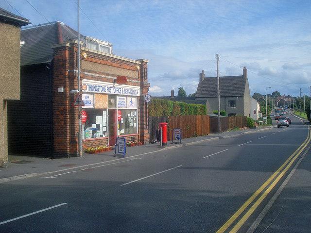Thringstone Post Office