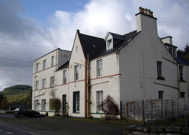 The Glen Affric Hotel, Cannich