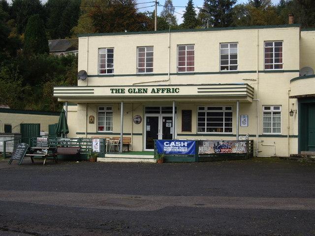 The Glen Affric