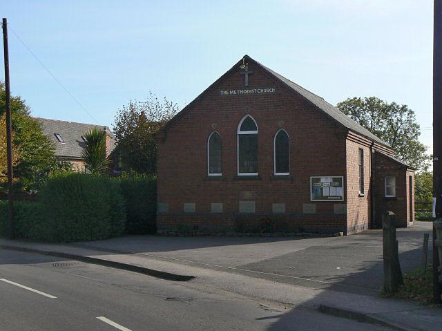 The Methodist Church, Thurgarton