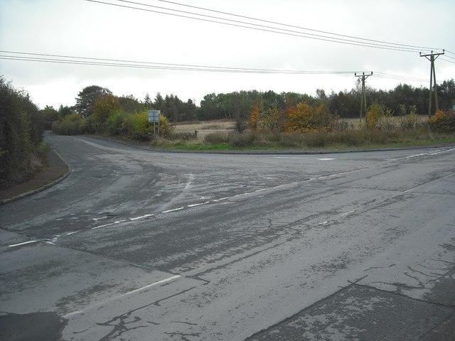 Shottskirk Road