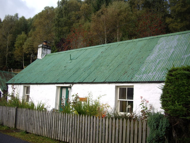 Glen Cottage, Cannich