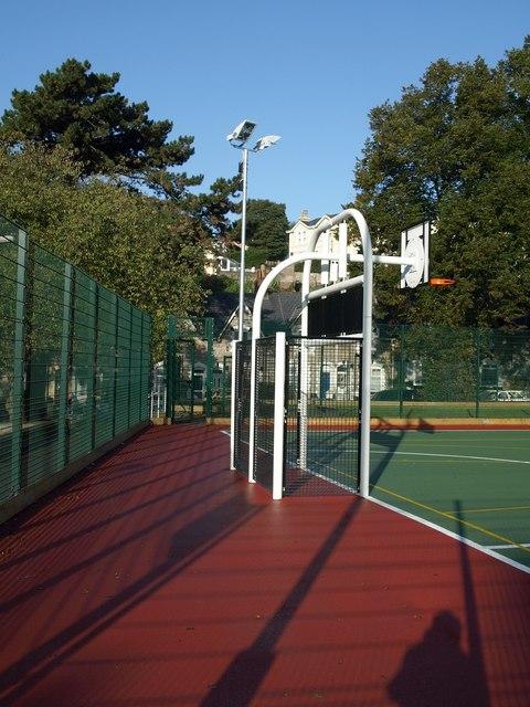 New games area, Ellacombe Green