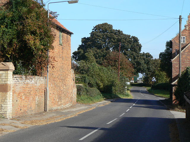 Bleasby Road, Goverton