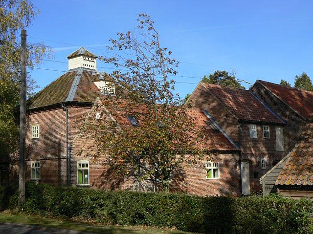 Manor Farm, Bleasby