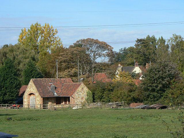 Former farm building