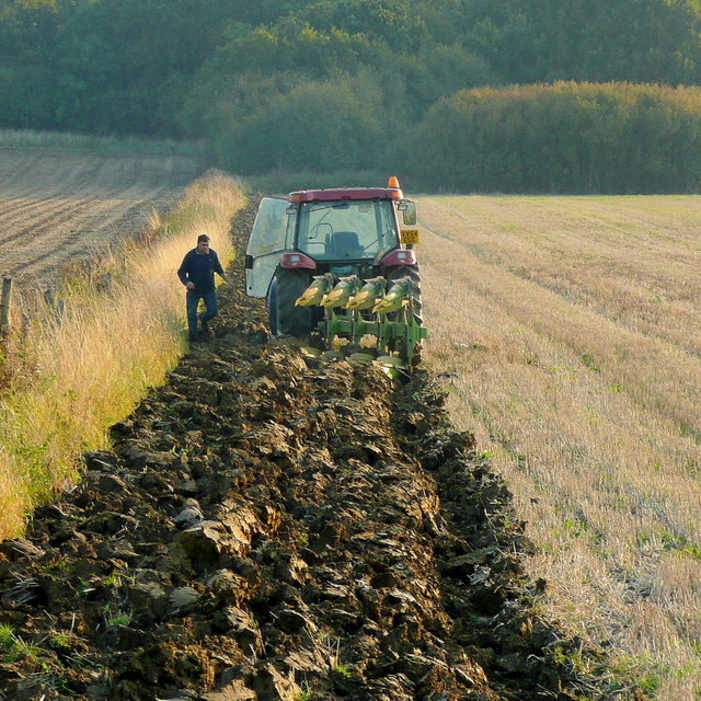 Autumn ploughing 2