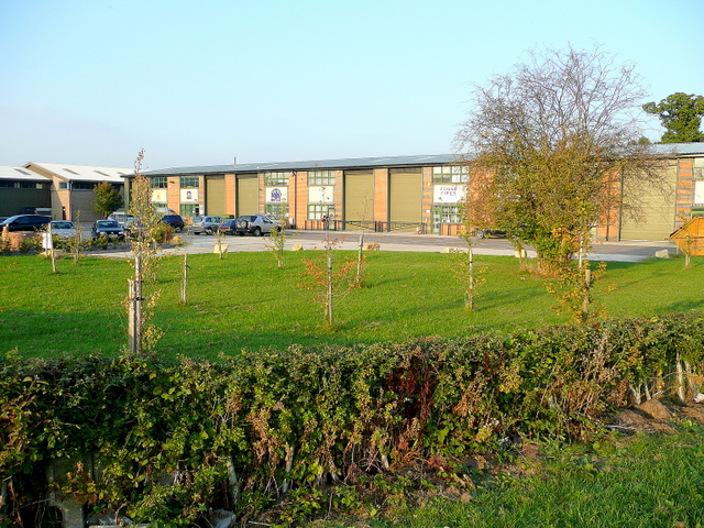 Units at The Orchard Industrial Estate