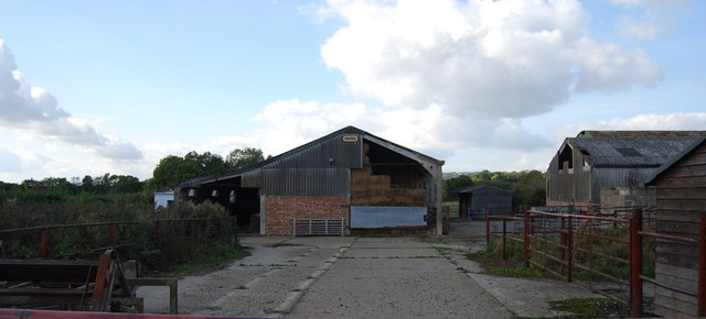 Barn, Home Farm, Nizels Lane