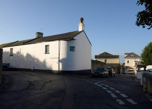Corner of Grafton Road, Torquay