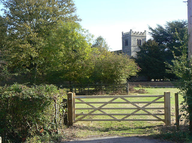 Bleasby church
