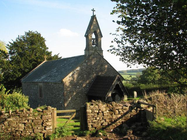 St Mary's Church, Penterry