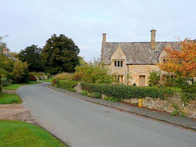 Laverton; a small Cotswold village 1